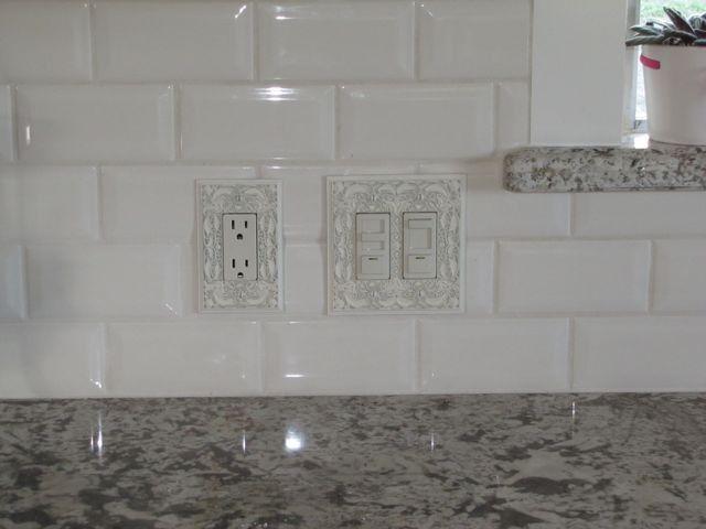 Kitchen Backsplash Outlet 112 best electrical outlet images on pinterest | electrical