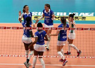 Blog Esportivo do Suíço: Minas domina o Sesc/Rio de Janeiro pela Superliga