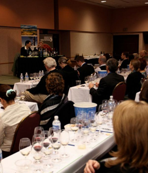 Vancouver International Wine Festival presents MEET YOUR MATCH - Meeting Room 121