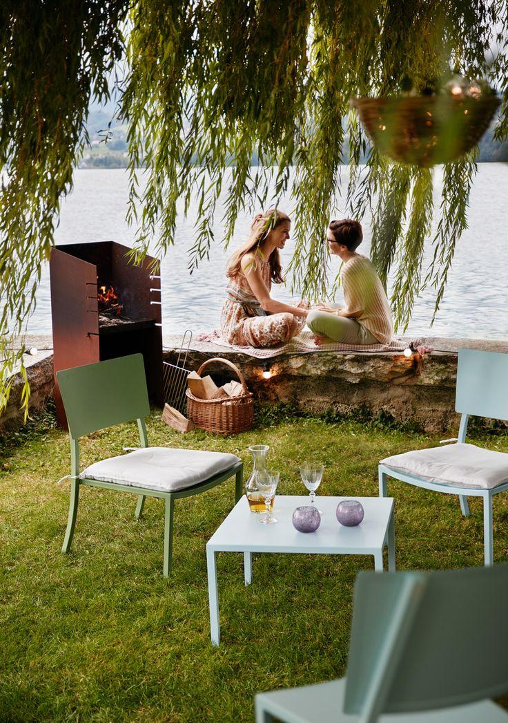Tisch Und Stühle Für Den Garten
