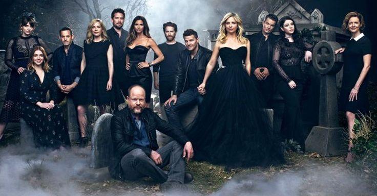 La serie de los 2000 'Buffy, la Cazavampiros' cumplió su aniversario número 20 y en su reunión el elenco habló de un posible regreso; ¿Imaginas a Buffy en 2017?