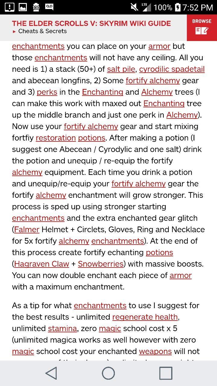 Fortify alchemy cheat