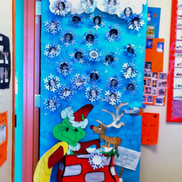 Decorating Classroom For Christmas: 193 Best Images About The Grinch On Pinterest