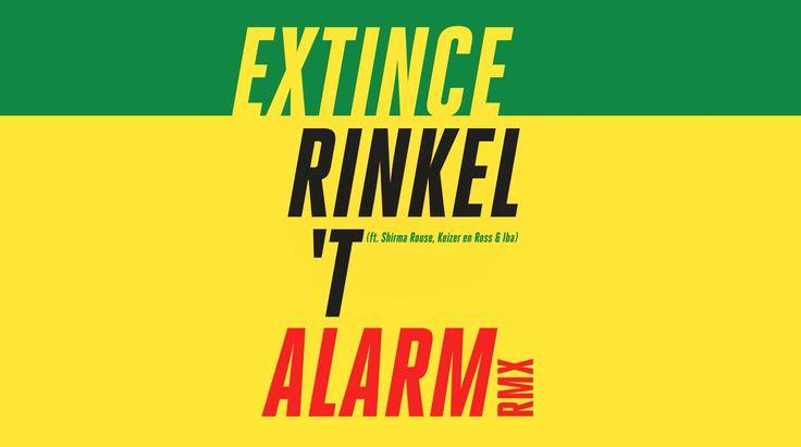 Beluister hier de splinter nieuwe smash-hit: 'Rinkel 't Alarm Rmx' met niemand minder dan Shirma Rouse, Keizer en Ross & Iba !!!