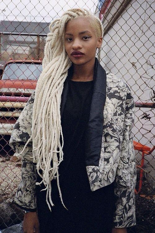 Platinum Blonde Box Braids Braided Beauty Pinterest