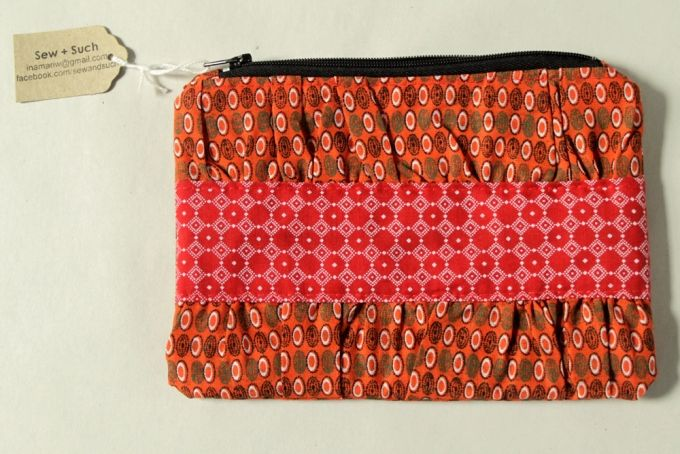 Clutch bag by Sew & Such on hellopretty.co.za