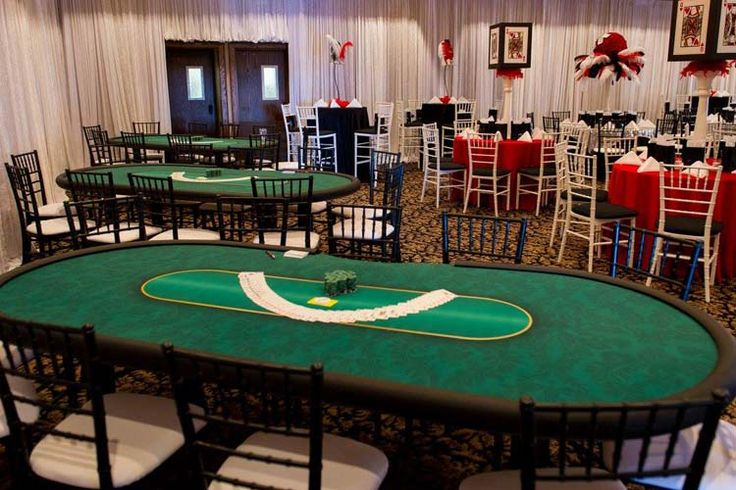 Casino games for corporate events