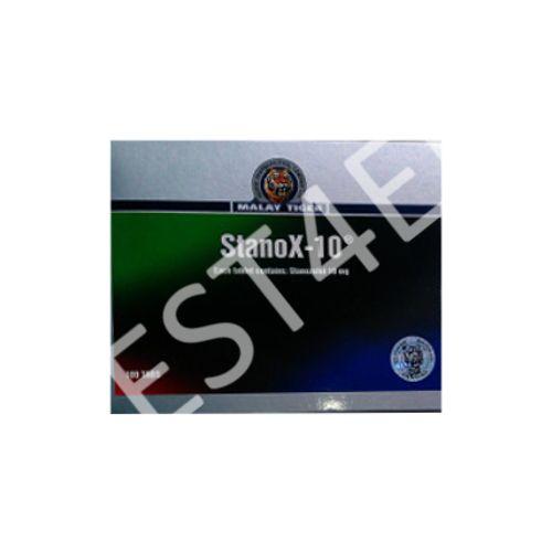 Buy Stanox (Stanozolol) 10mg/tab. (100tab.) MALAY TIGER