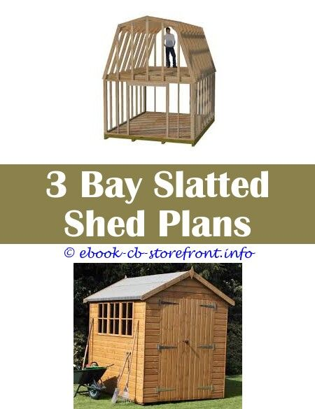 10 Knowing Cool Ideas: Youtube Shed Plans Shed Building ...