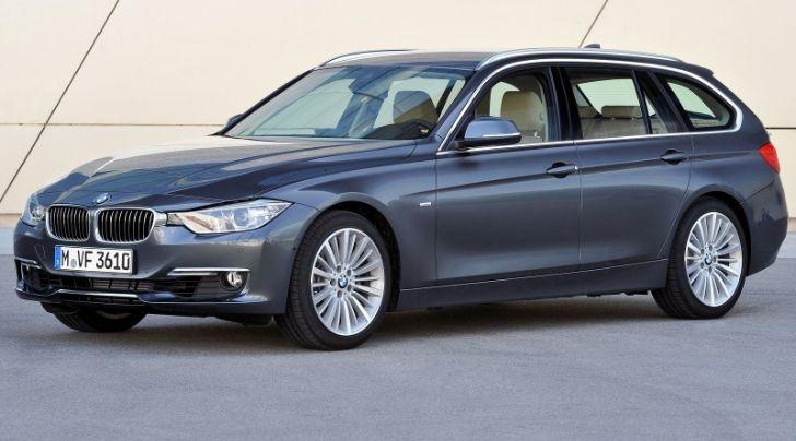 2013 BMW 330d Touring