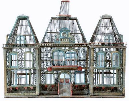 17 best images about beautiful bird cages on pinterest wrought iron metals and birds. Black Bedroom Furniture Sets. Home Design Ideas