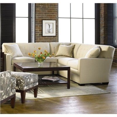 100 Series Sectional   Stickley Fine Furniture   Toms Price Furniture    Rugs   Design