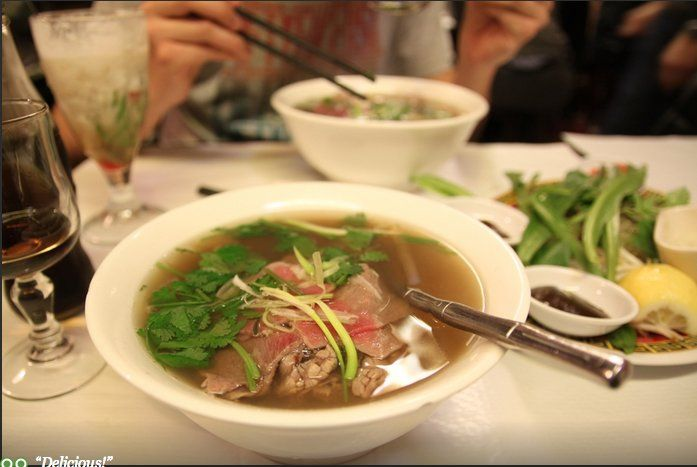 Pho 14: best Pho and Bo bun (a noodle bowl) Address: 129 avenue de Choisy, 75013 Nearest transport: Tolbiac (7) Hours: Open every day Reservations: Reservations not accepted Telephone: 01 45 83 61 15 Average price for lunch: Less than 10€ Average price for dinner: Less than 10€ Style of cuisine: Vietnamese