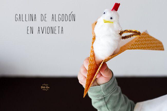 http://petit-on.com craft infantil