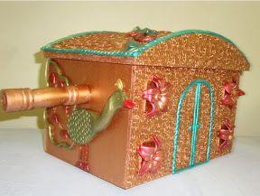 Rose n Wrap: Saree Packing