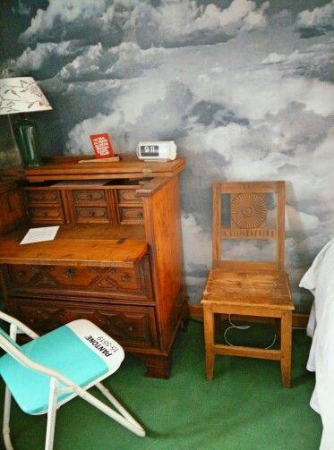 b&b Gli Specchi - the Azzurra room
