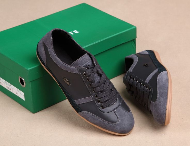 Modní obuv Lacoste