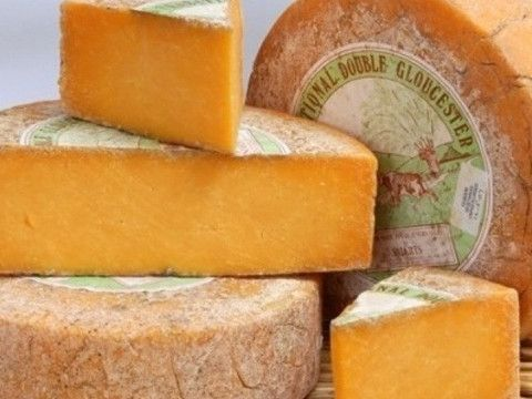 Smart's Double Gloucester Cheese | Cotswold Cheese | Cotswolds Shop – The Cotswold Cheese Company Ltd