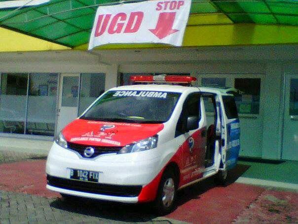 Ambulance Workshop & Dealer: RENTAL AMBULANCE -  JAKARTA - BEKASI