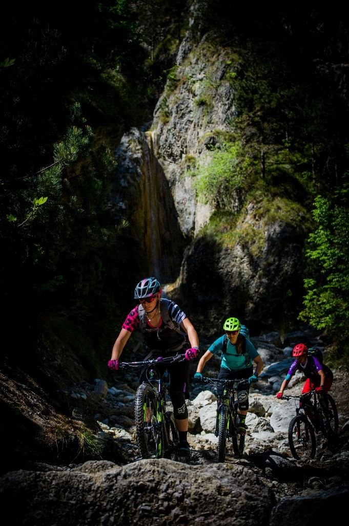 Girls in action #MTB