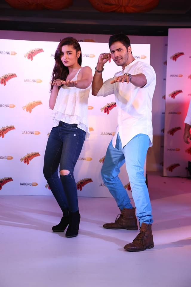 Both of them Rocked the Stage at the Launch Event.