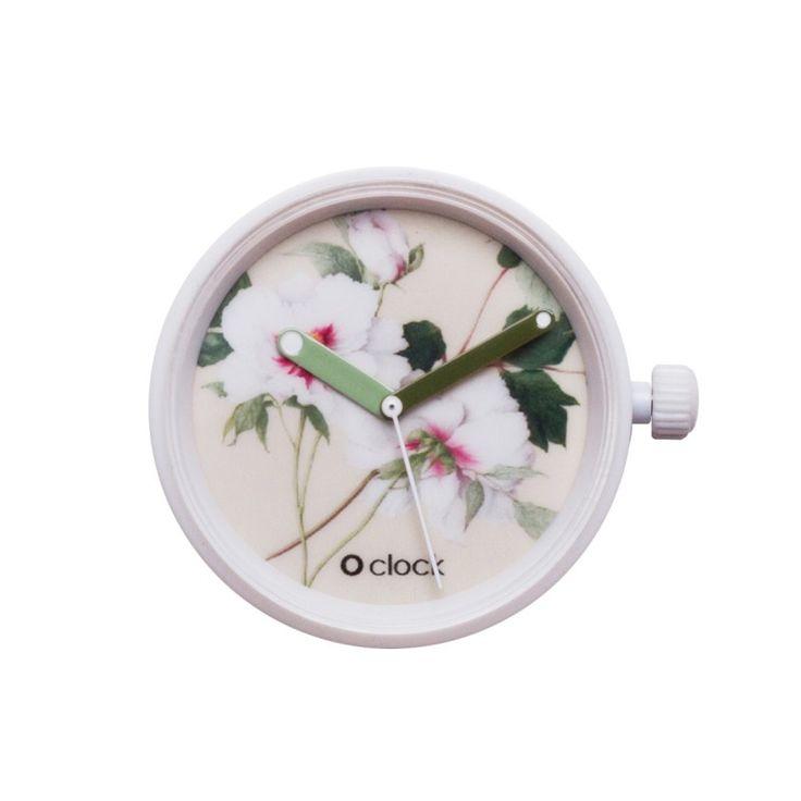 O clock .botanical - peonia