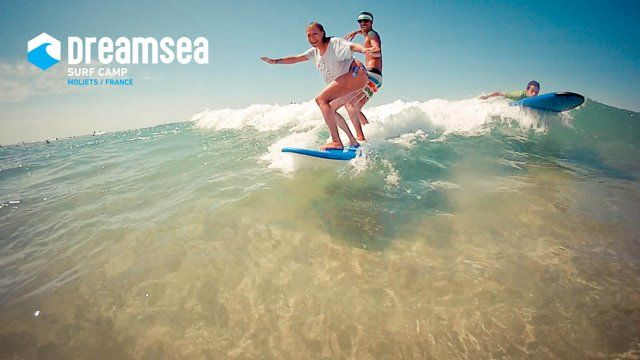 Surf Camp France | Dreamsea | The best surf camp in Moliets, France