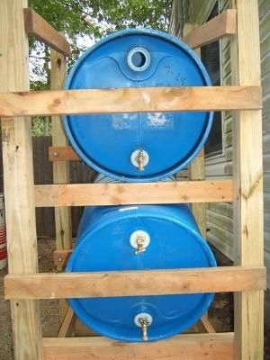 Easy Homesteading: How To Build A Rain Water Collector by mlkkrs88