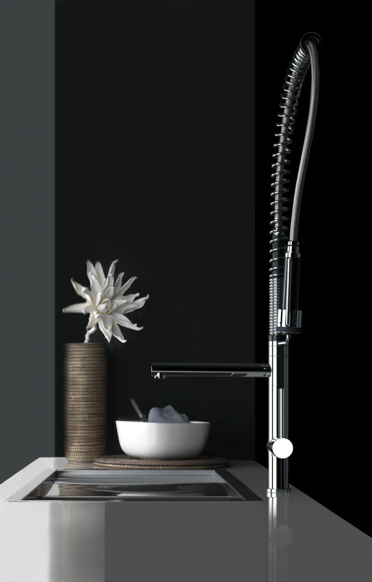 36 best Amazing Gessi Kitchen Taps images on Pinterest | Kitchen ...