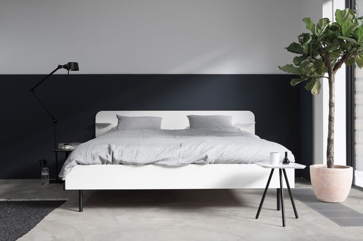 We have some exciting news to share with you. For the Dutch brand Trecompany we have been asked to design a bed, that has the April and May look and feel.