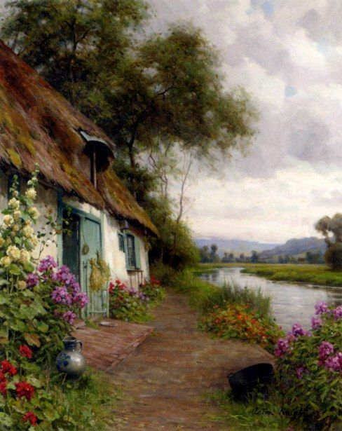 Louis Aston Knight (1873 – 1948)                                                                                                                                                                                 More