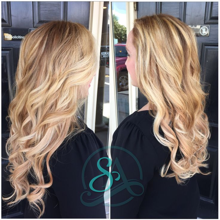 30 Best Hair Extensions Before And After Photos Images On Pinterest