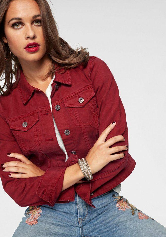 big sale ce03a 0d5d4 Only Jeansjacke »CHRIS«   Fashion (latest)   Jacken ...
