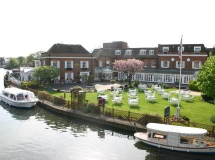 The Compleat Angler, Marlow -     Wedding venue in 4 weeks time!