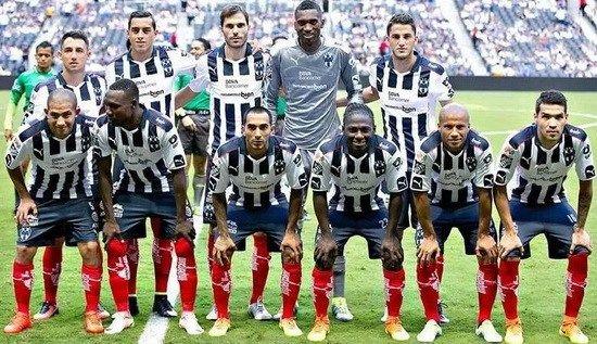 Jugadores del Club de Fútbol Monterrey de la temporada 2017