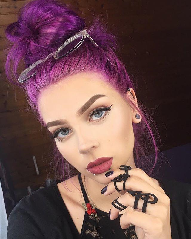Best 25 Semi Permanent Hair Dye Ideas On Pinterest Semi