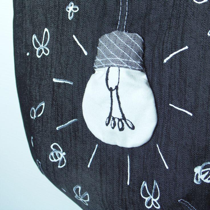 Светящаяся сумка «Лампочка»