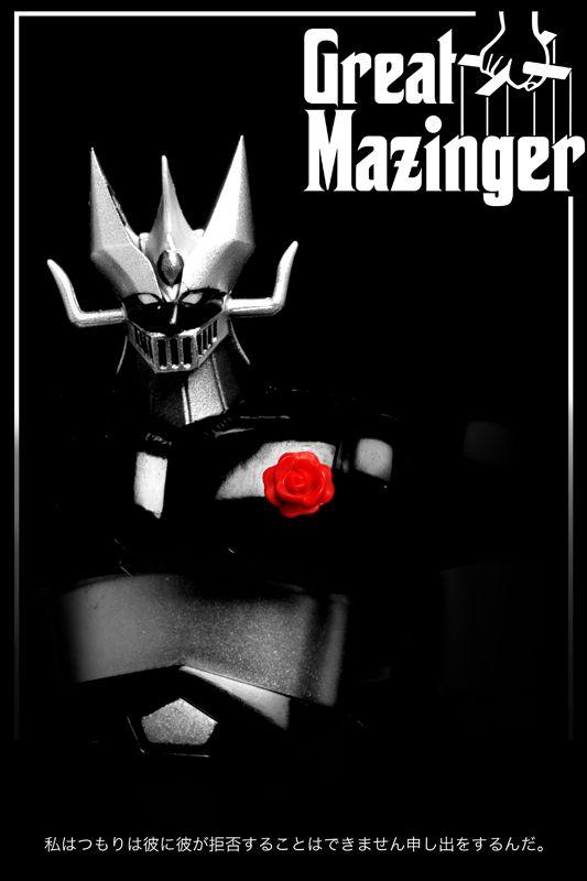 David Eger - The Great Mazinger - Galerie Sakura