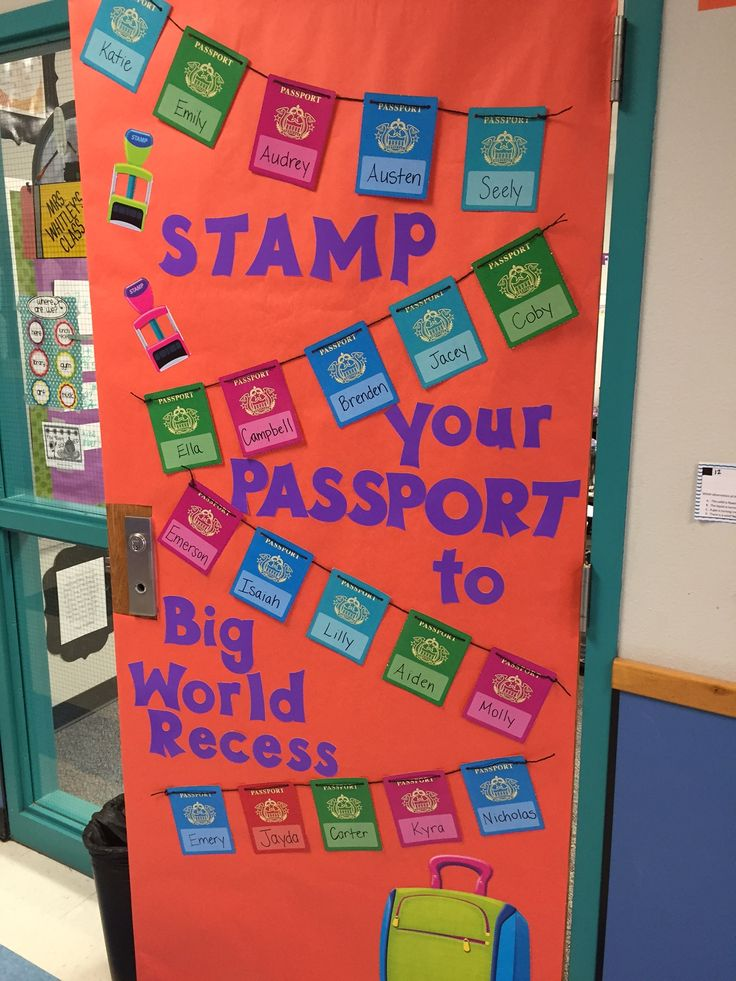 Classroom Decor Travel ~ Best spanish classroom door ideas on pinterest