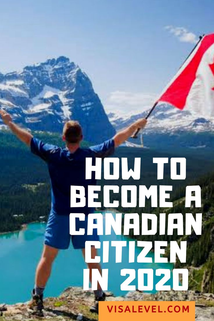 how to a Canadian citizen in 2020 in 2020 How to