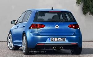 Automobiles Volkswagen Golf 7 R - Open R - http://lesvoitures.fr/volkswagen-golf-7-r-open-r/