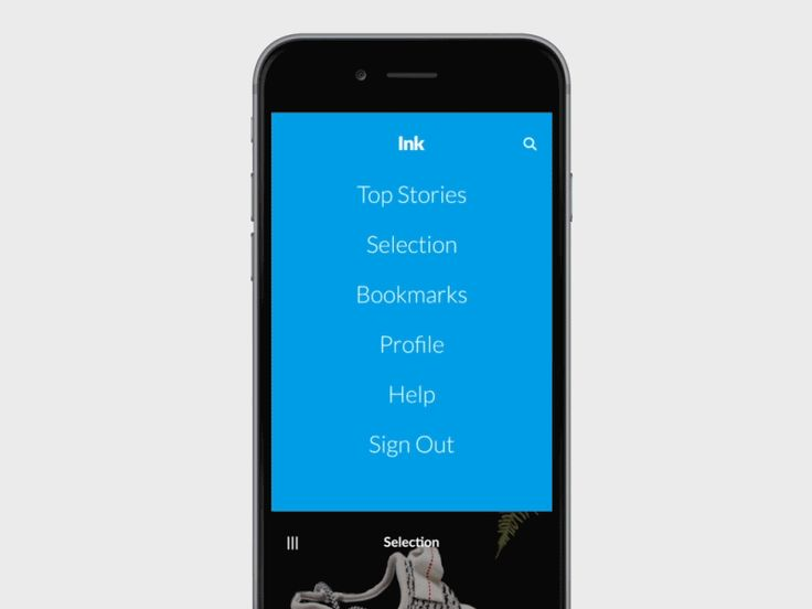Ink Update - 30 New Screens by Alexey Rybin for Great Simple
