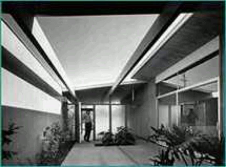 224 best Mid Century Eichler Homes images on Pinterest | Homes ...