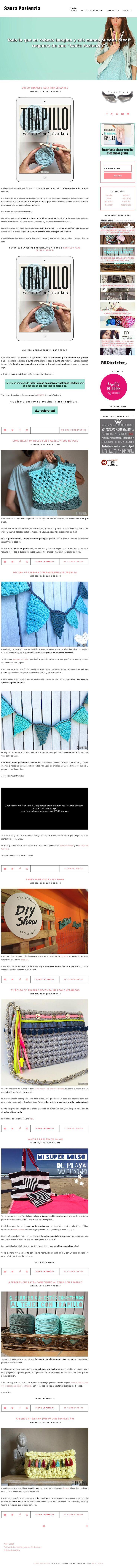 The 25 best ganchillo images on Pinterest   Crocheted bags ...