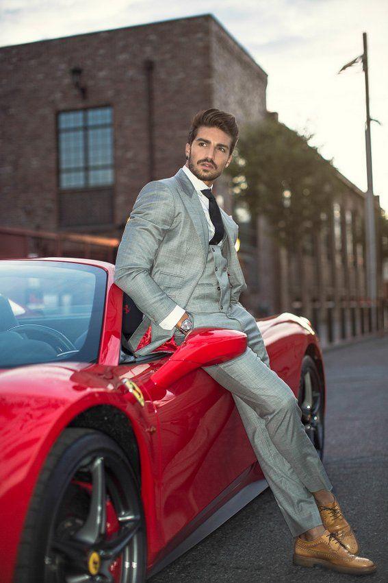 Italian man in NY - MDV Style | Street Style Fashion Blogger