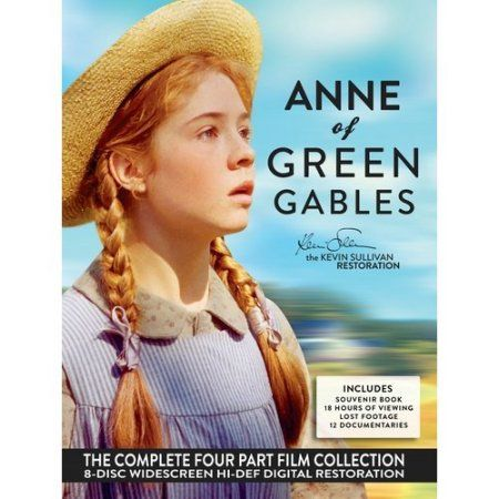 Free 2-day shipping. Buy Anne Of Green Gables: The Kevin Sullivan Restoration (Full Frame) at Walmart.com