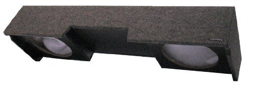 R/T Dual 10-Inch Chevy Ext. Cab 1988 - 2006 Sealed Speaker Box