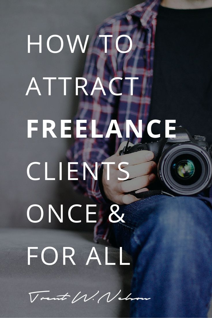 The BEST way to attract new, paying customers to your freelance business