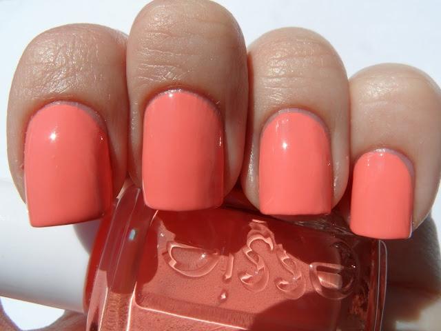 Essie Tart Deco: Essie Colors, Colors Tarts, Nails Design, Nails Colors, Amazing Colors, Summer Nails, Essie Tarts Deco, Coral Nails, Coral Color