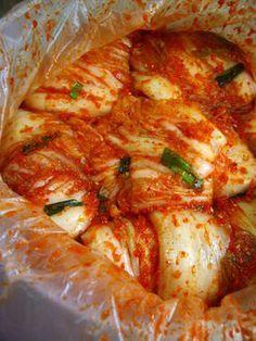 ☯韓国人直伝☯自家製白菜キムチ